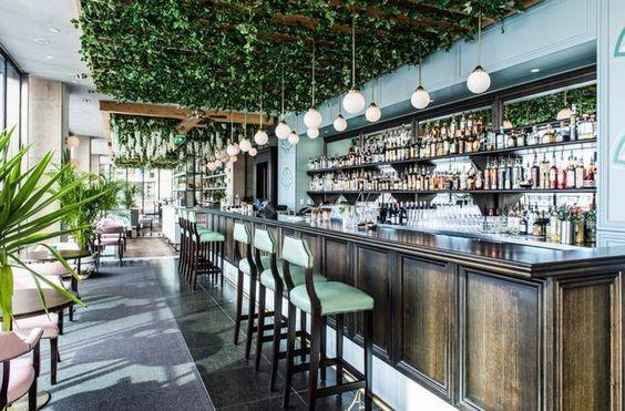 Sydney's new Cuban-themed cocktail bar, Hacienda.