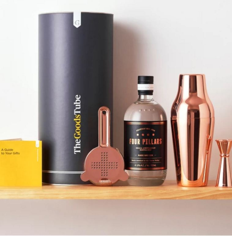 For the busy Mum who enjoys a classic cocktail or just some 'me time', this fabulously glamorous Gin mixer pack is enough to whet the appetite of any Mum who's usually the one being shaken and stirred by the little ones! From  Hard To Find .