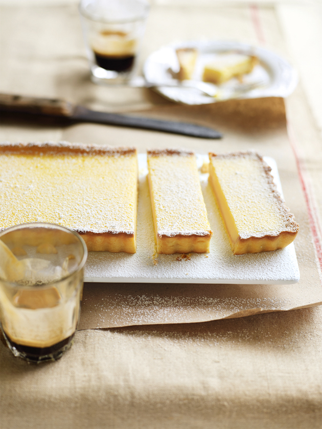 A baked treat is a beautifully thoughtful way to show someone that you love them. This delicious lemon tart recipe by  Donna Hay  is a favourite classic.