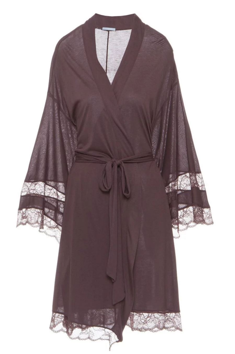 An  Eberjey  silk robe could be just the thing to spoil Mum, by adding some luxe and simple pleasures to her every day items at home.