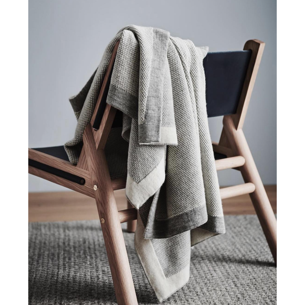 A lazy evening snuggled on the sofa wouldn't be complete without an  Ally+Me 'Alpaca + Australian Merino Wool Throw '. A perfect blend of sophisticated style and wooly warmth for these cold winter nights and long Sunday lounging sessions.