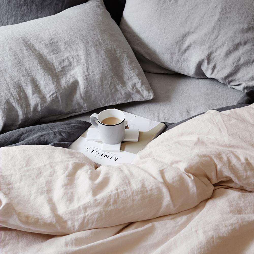 Create a sanctuary with much-loved CULTIVER linens