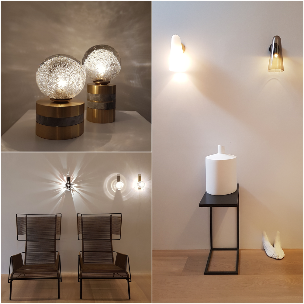 On day 2, we met with the gorgeous lighting designer Nicci Green at the Articolo showroom. A very peaceful and inspiring space, we fell in love with her beautifully understated collection all over again.