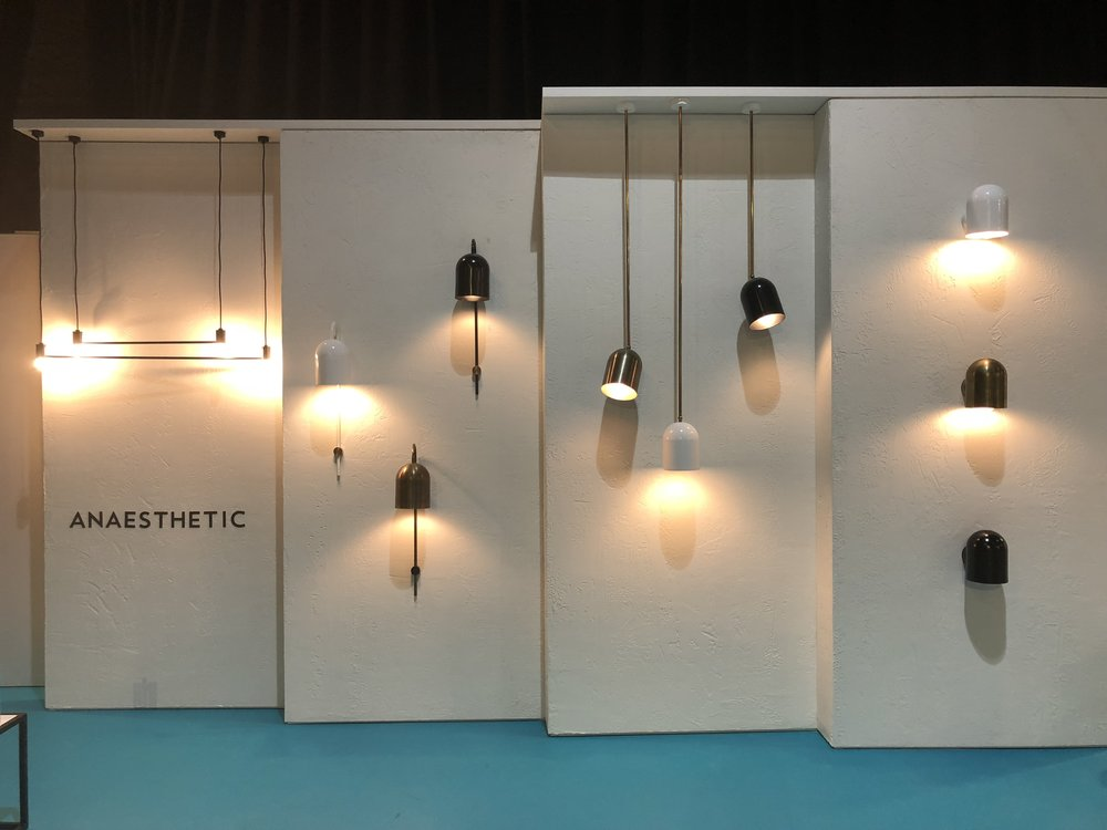 One of our favourite Australian lighting Designers – Anaesthetic.