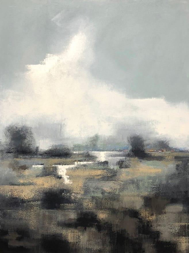 'Local Wetlands' Peter Watts