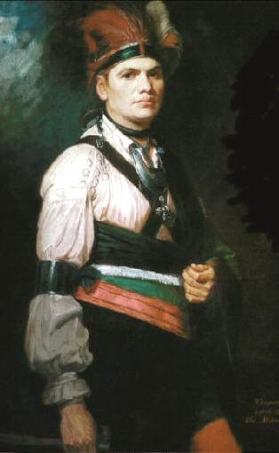 Chief Joseph Brandt
