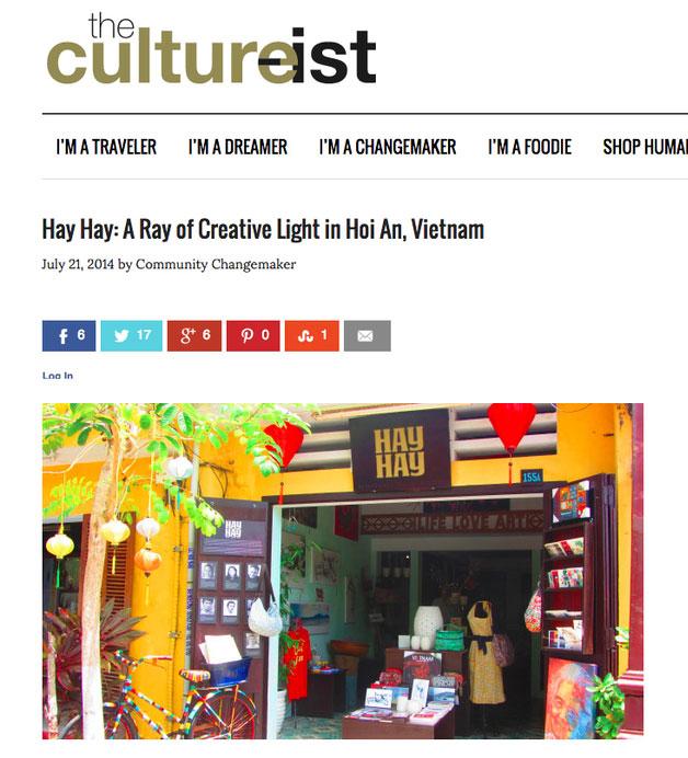 The Cultureist