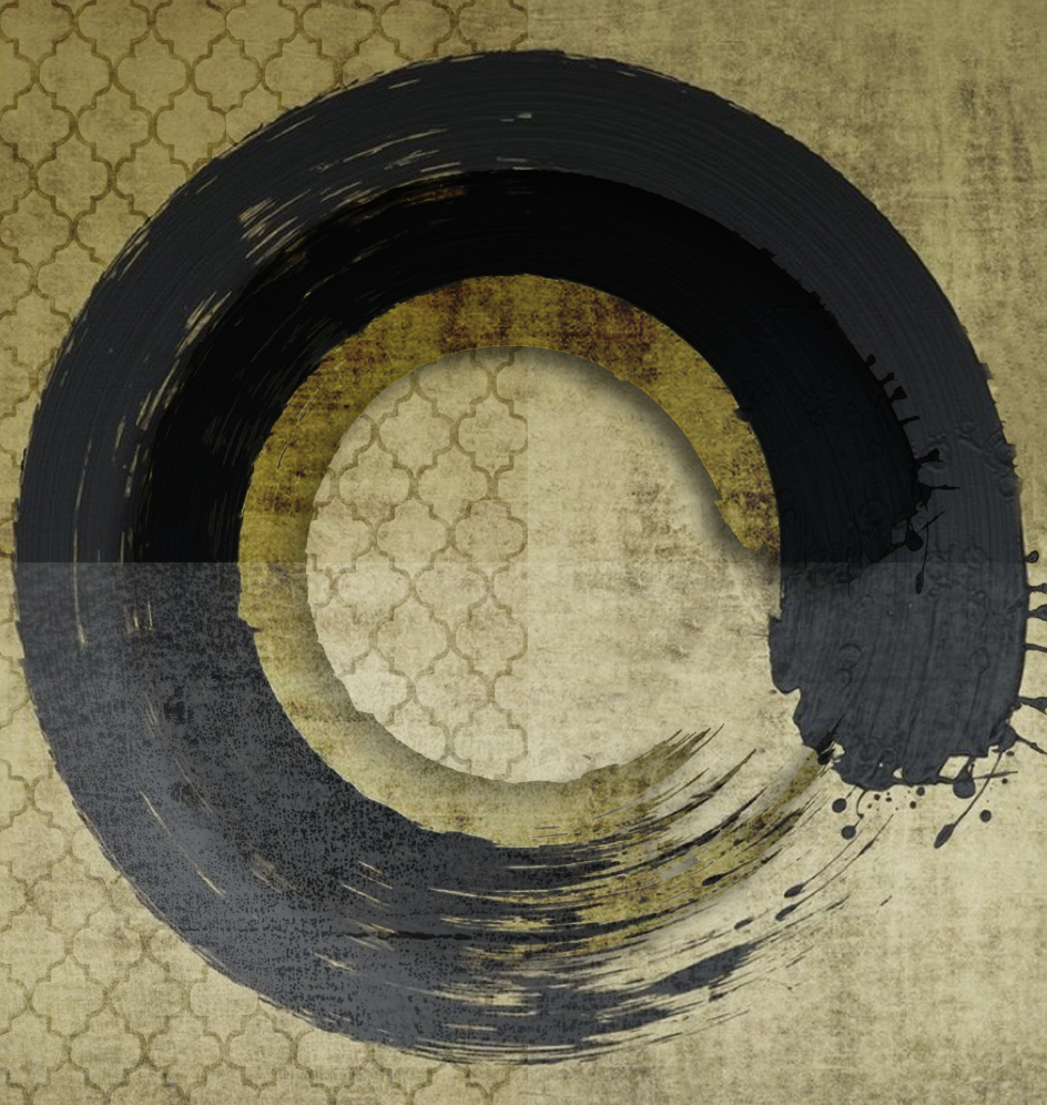 Calligraphy Circle (2)