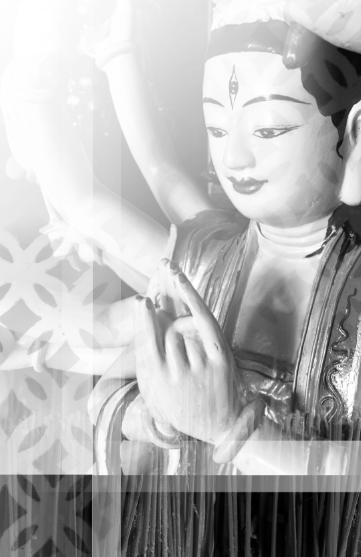 Avalokiteshvara (Lady Buddha)