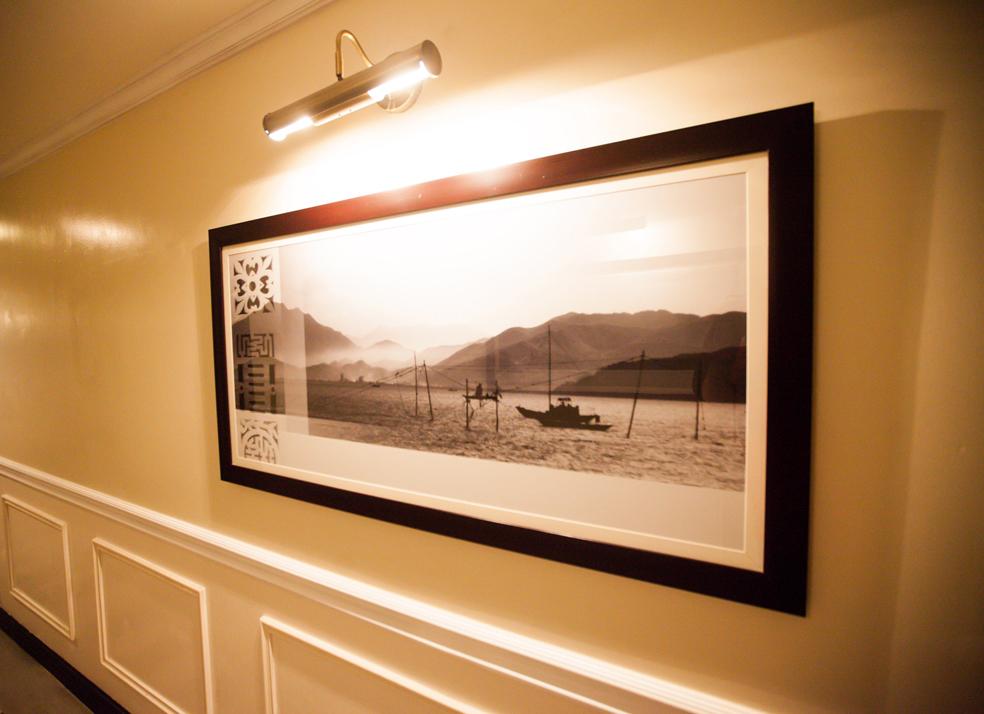 Copy of M Gallery Hallway Art by Hay Hay