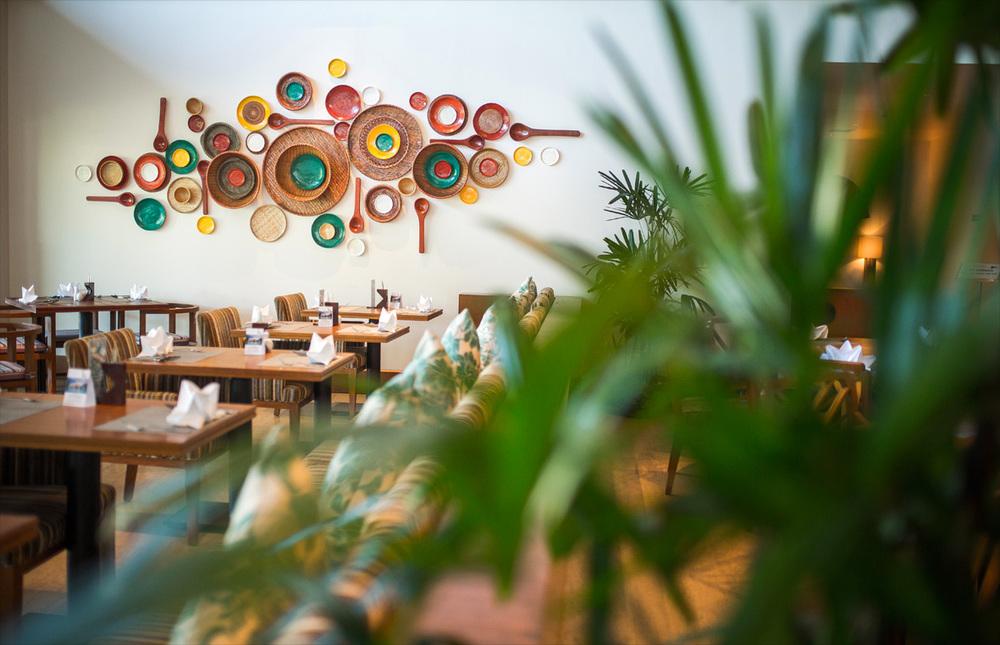 Pullman Danang Epice Restaurant artwork