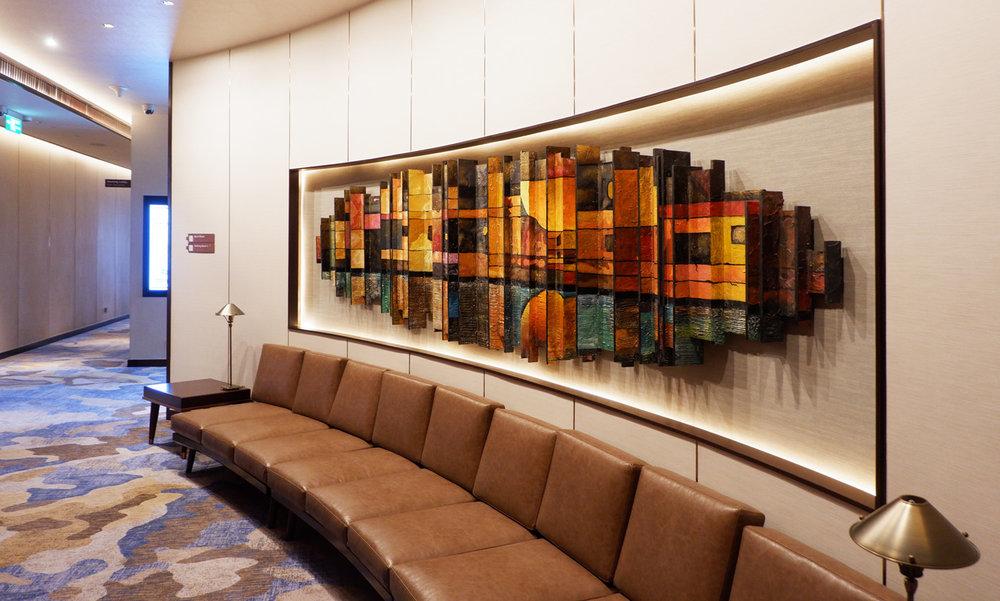 Hilton Hotel Danang Meeting Room Artwork by Hay Hay