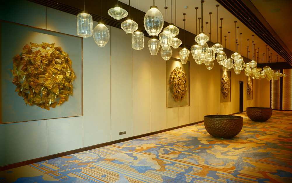 Hilton Danang Pre Function Sculpture by Hay Hay