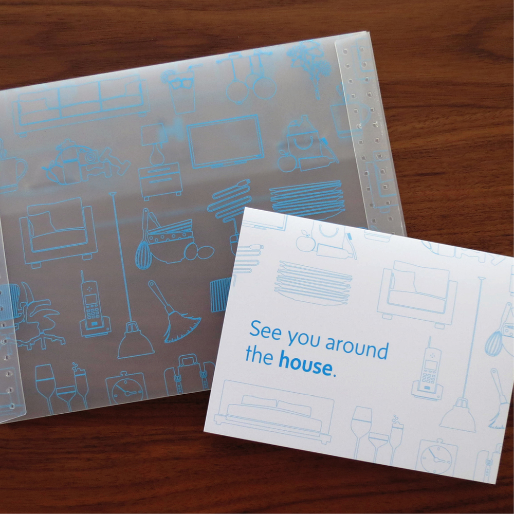 Hyatt House VIR Program Branding by Hello Gypsy | © Hello Gypsy