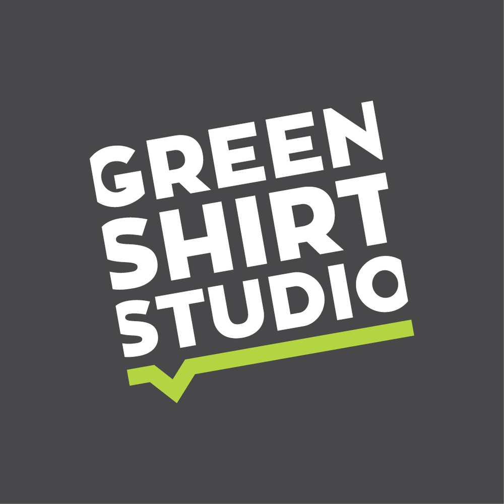 Green Shirt Studio Branding by Hello Gypsy + Tiny Bold Creative | © Hello Gypsy
