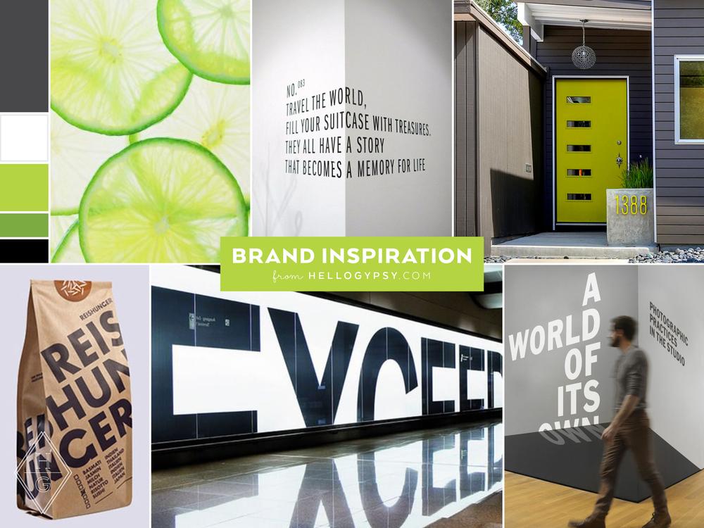 Green Shirt Studio Branding by Hello Gypsy + Tiny Bold Creative | © Hello Gypsy
