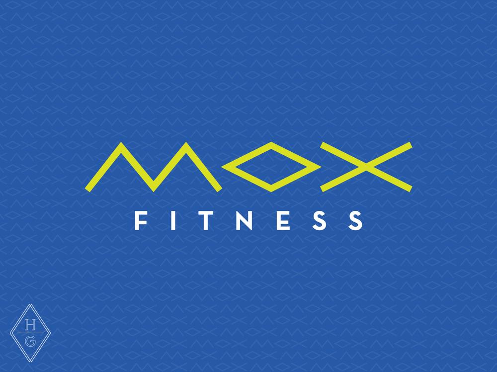 MOX Fitness Branding by Hello Gypsy + Tiny Bold Creative | © Hello Gypsy