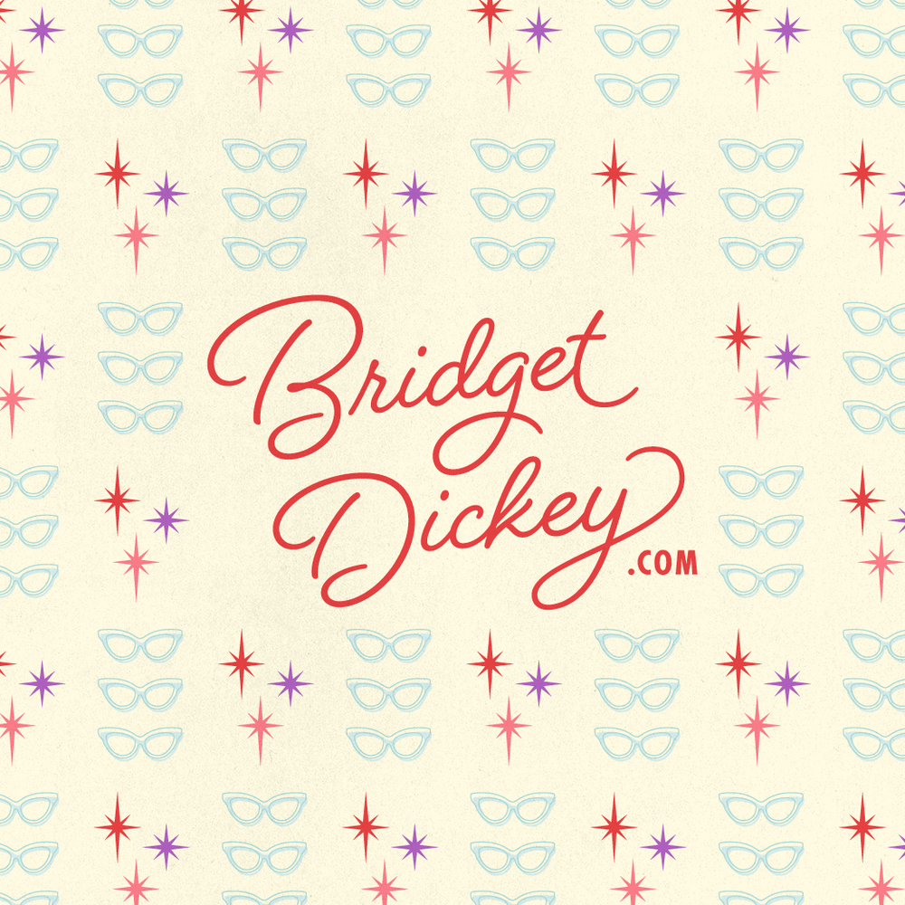 Bridget Dickey Branding by Hello Gypsy | © Hello Gypsy