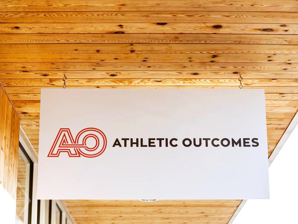 Athletic Outcomes Branding by Hello Gypsy | © Hello Gypsy
