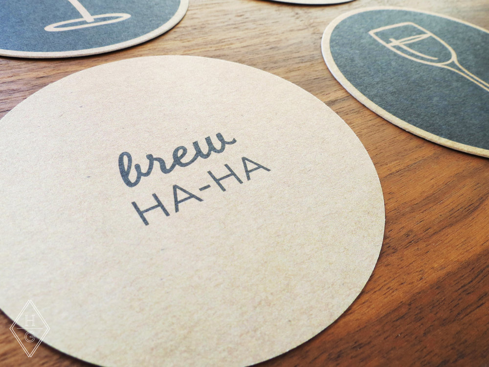 Brand Identity, Menu Design + Print Collateral