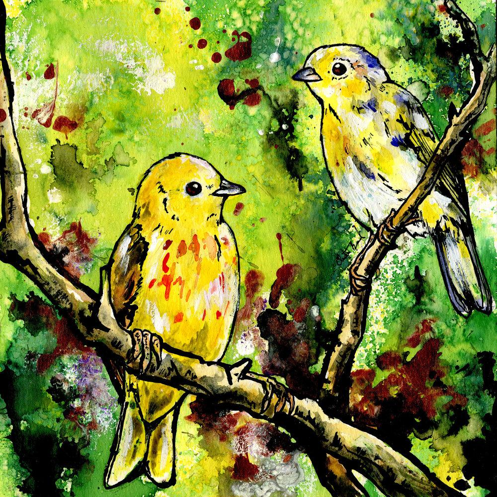 Spark Birds