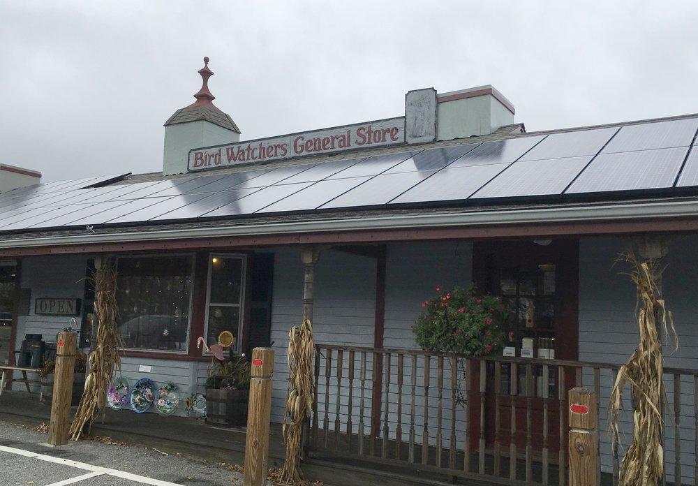 Bird Watcher's General Store, MA