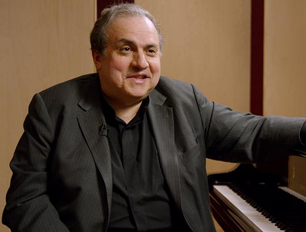 Yefim Bronfman – Grammy-winning Pianist
