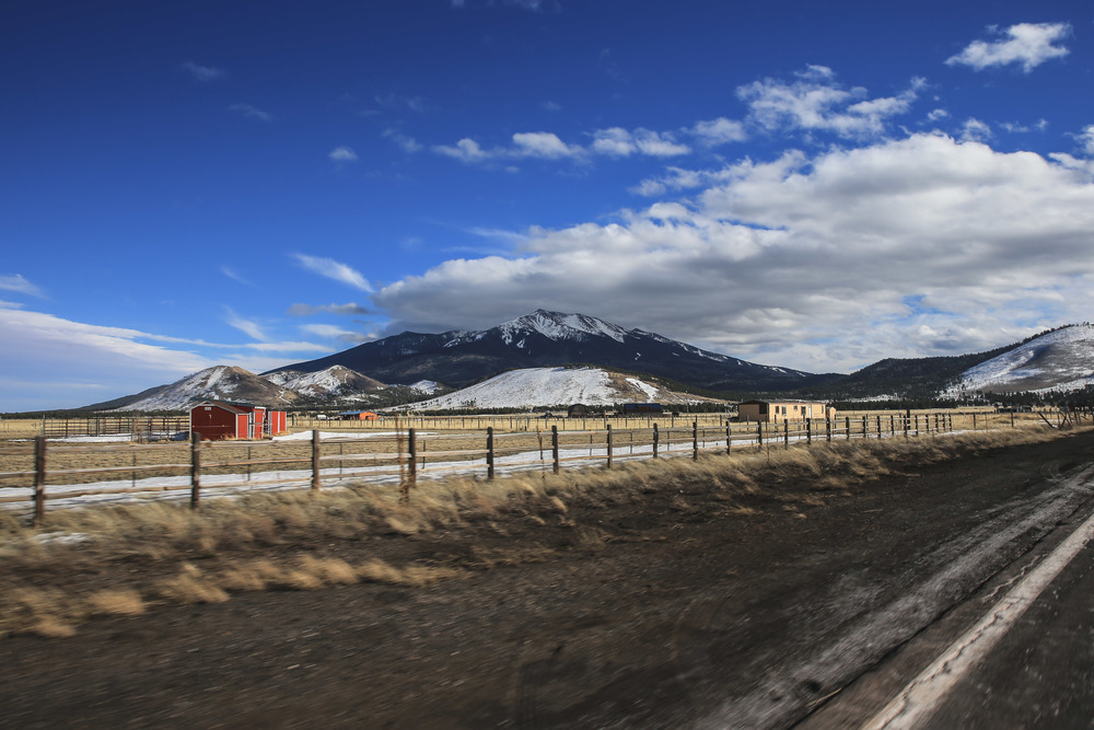 Humphreys Peak - US 180
