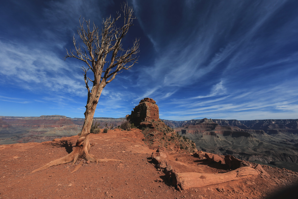O'Neil Butte - South Kaibab Trail