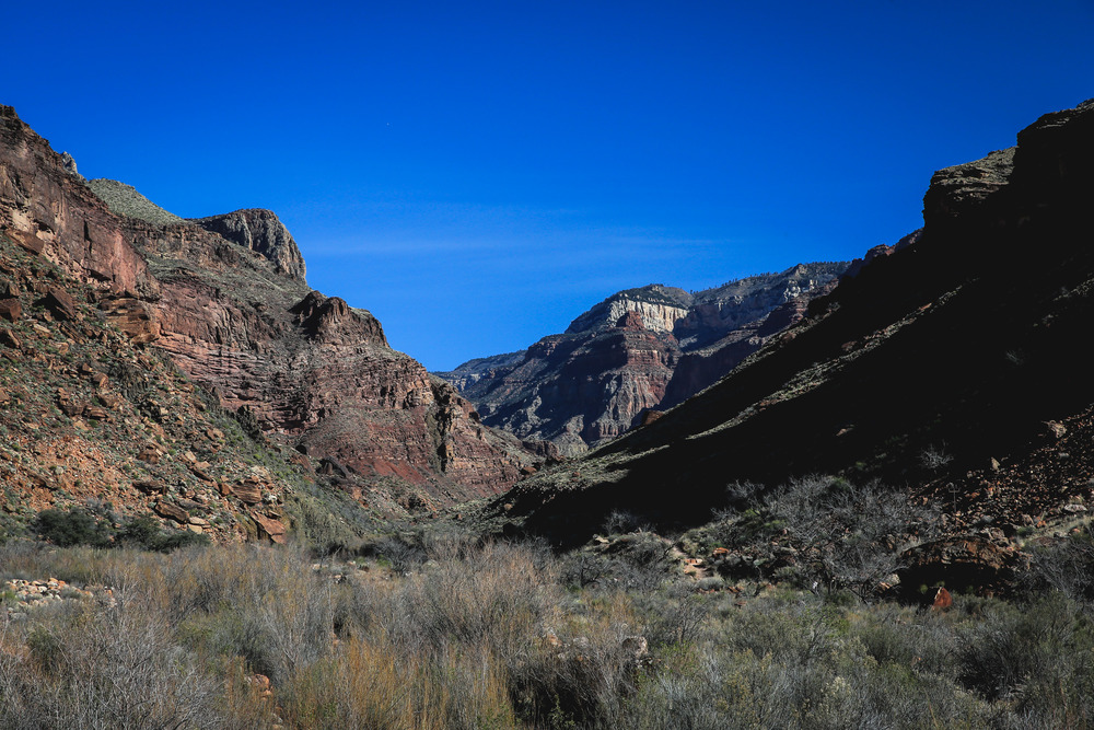 North Kaibab Trail - Grand Canyon