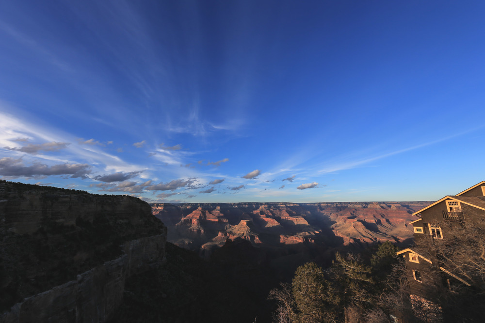 Sunset - South Rim