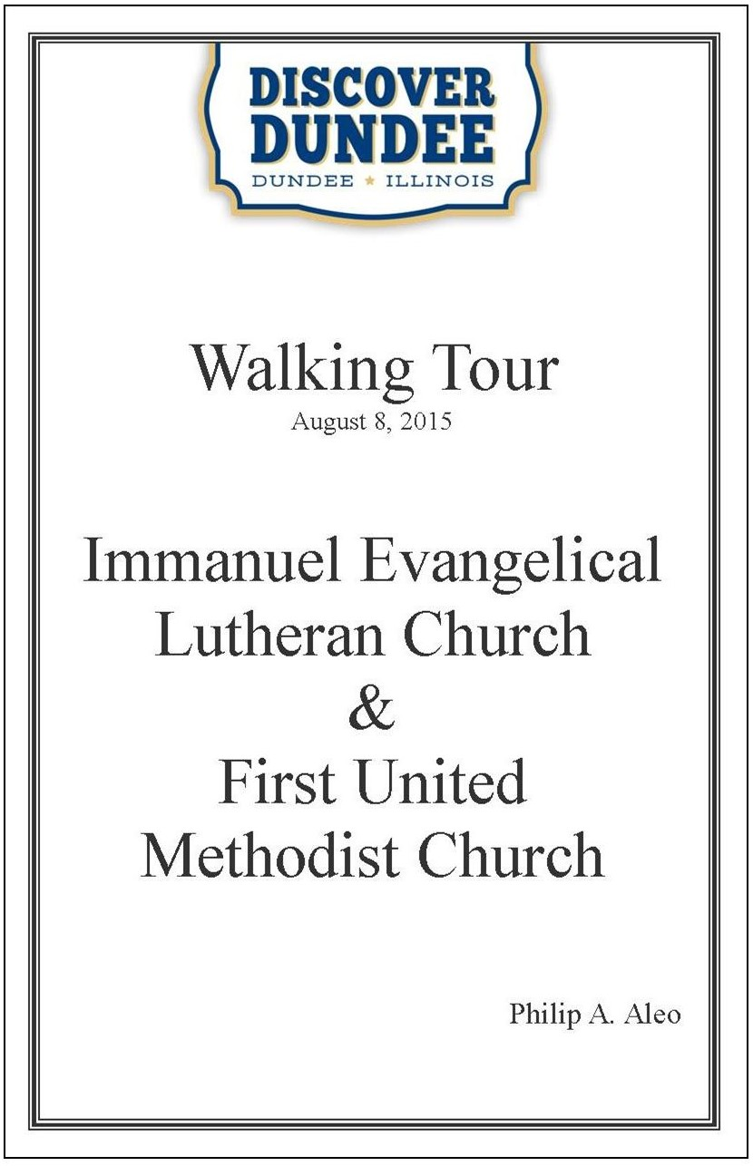 Free ebooks aleo publications the final tour in the series this included two of the oldest churches in dundee the immanuel evangelical lutheran church and the first united methodist fandeluxe Images