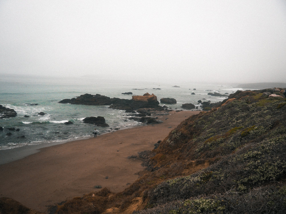 Pacific Coast Highway, CA.