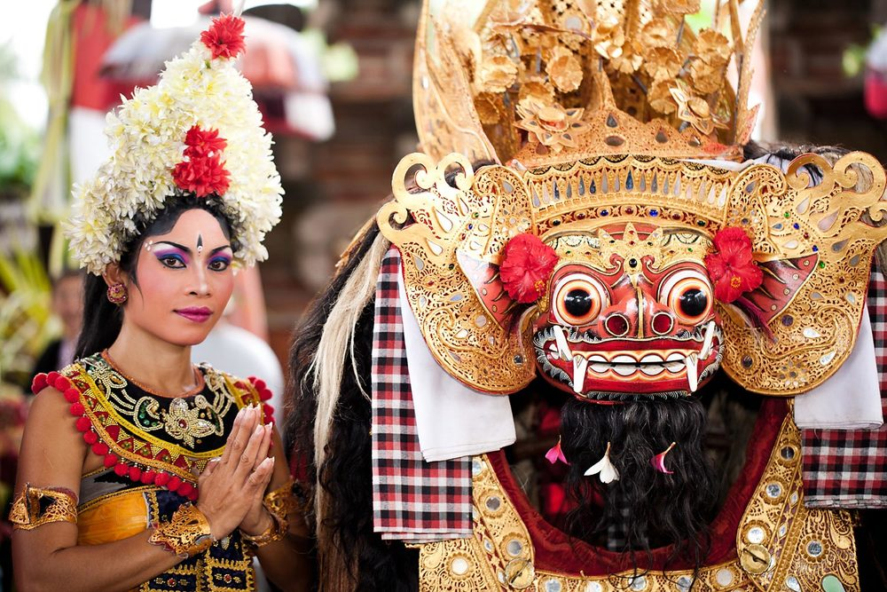 Discover Bali's ancient, living culture through its nightly dance performances - these are not just for tourists, they are genuine, authentic and central to ceremony