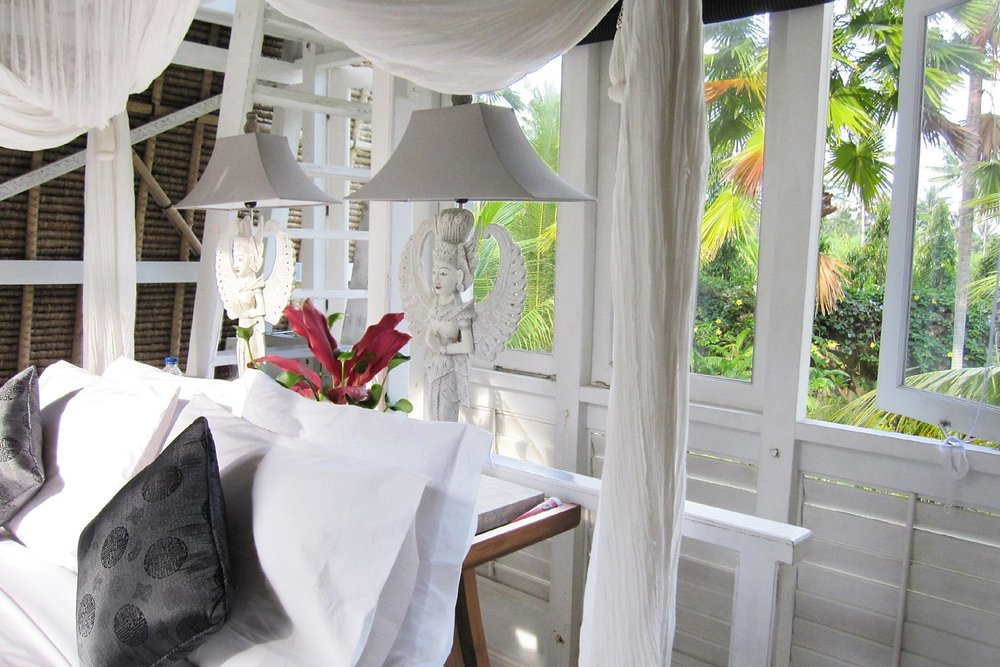 The romance of a Ubud honeymoon villa