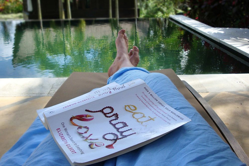 Ubud's ultimate 'Eat, Pray, Love' experience