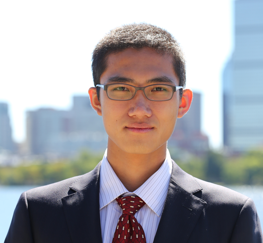Haizheng Zhang, Vice President Master's Student in Civil Engineering