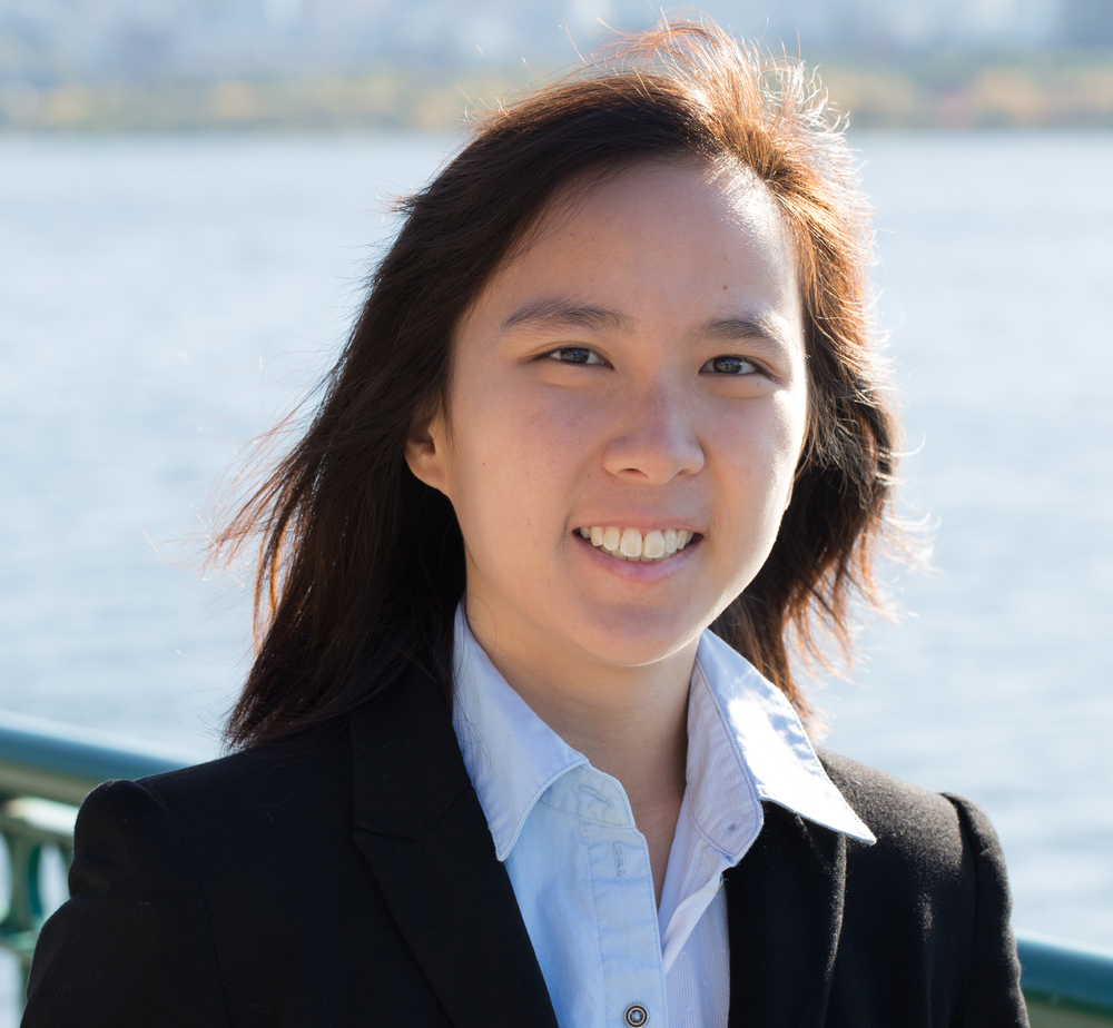 Grace Fong PhD Student in Mechanical Engineering