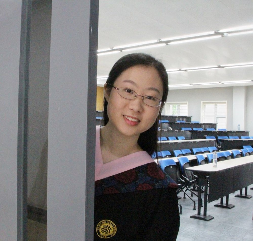 Yizhen Xie   Student in Master of Finance