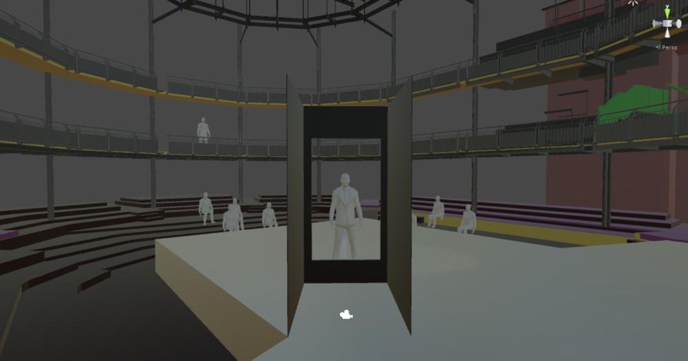 VR prototype screencapture