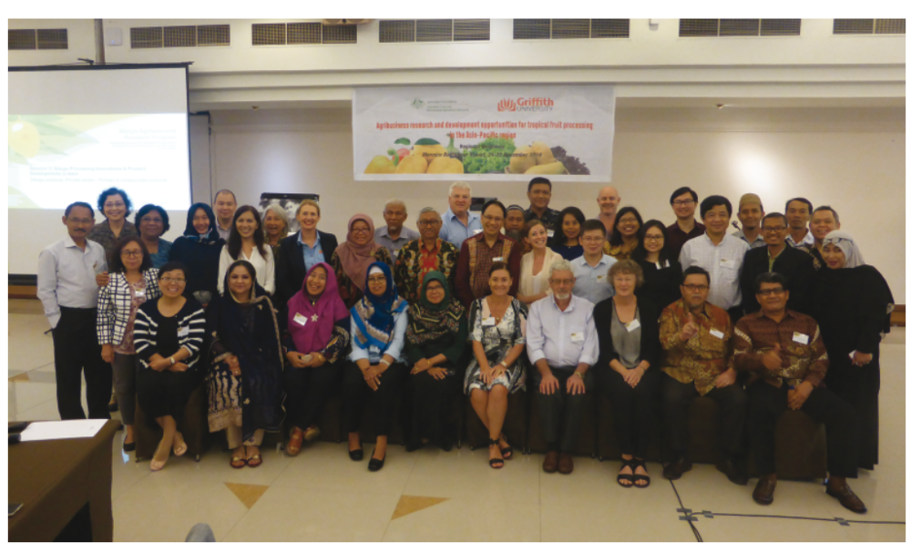 Stakeholders from the tropical fruit processing sector in the Asia-Pacific region met in Denpasar to identify opportunities to improve mango processing.
