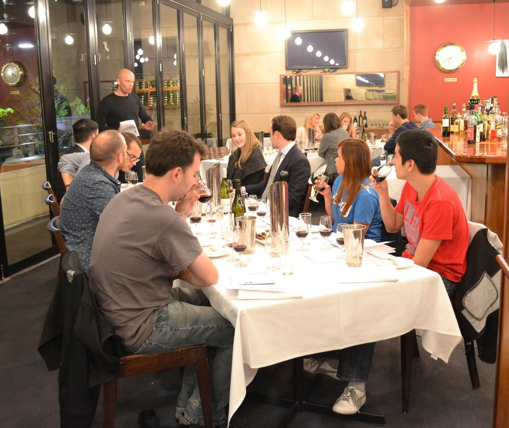 A Taste of Australia with Andrew Graham at Verandah