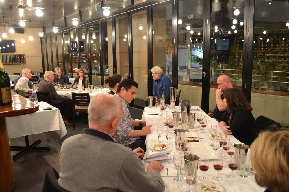 Explore Pinot Noir with Rob Geddes MW at Verandah