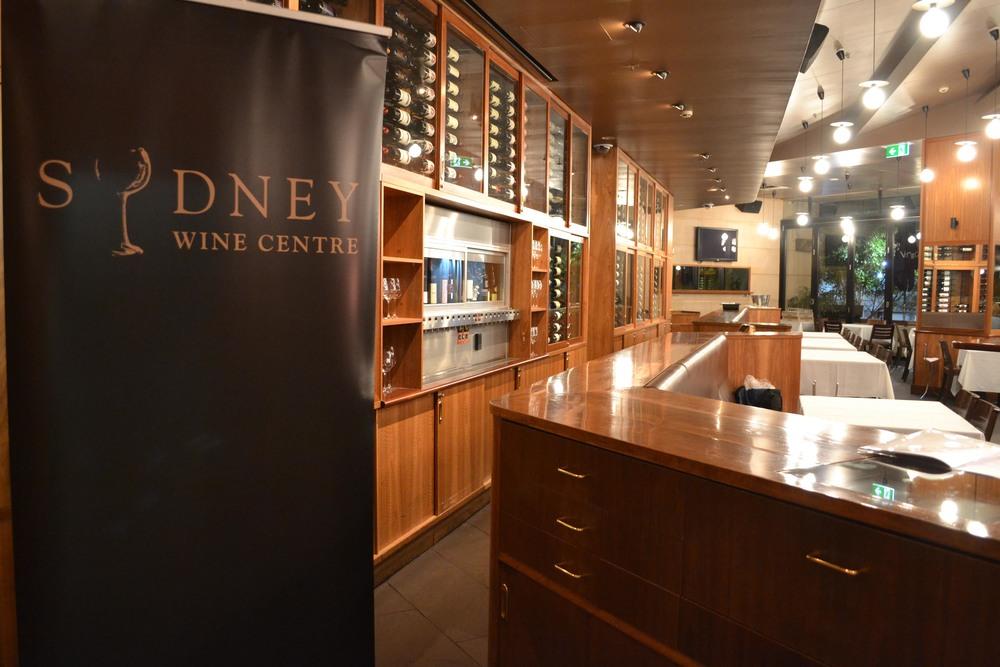 Sydney Wine Centre @ Verandah