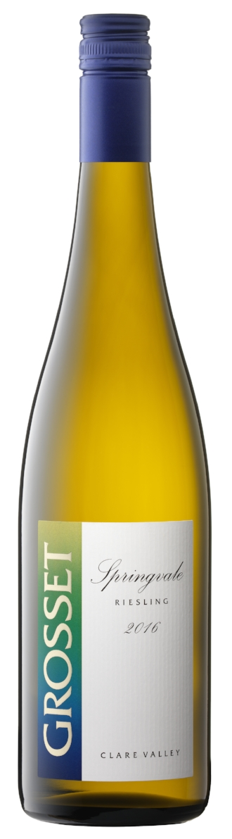 Grosset Springvale Riesling $40           Dry, Finely structured, vibrant and pure. a classic clare valley riesling from one of the regions greatest producers