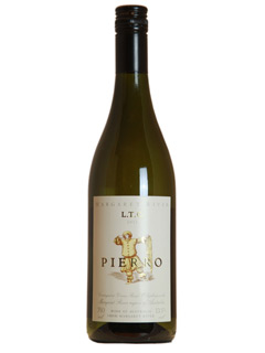 Pierro Ltc White Blend $35            A little touch of Chardonnay is added to A BLEND OF sAV bLANC AND sEMILLON TO give this wine balance and structure.