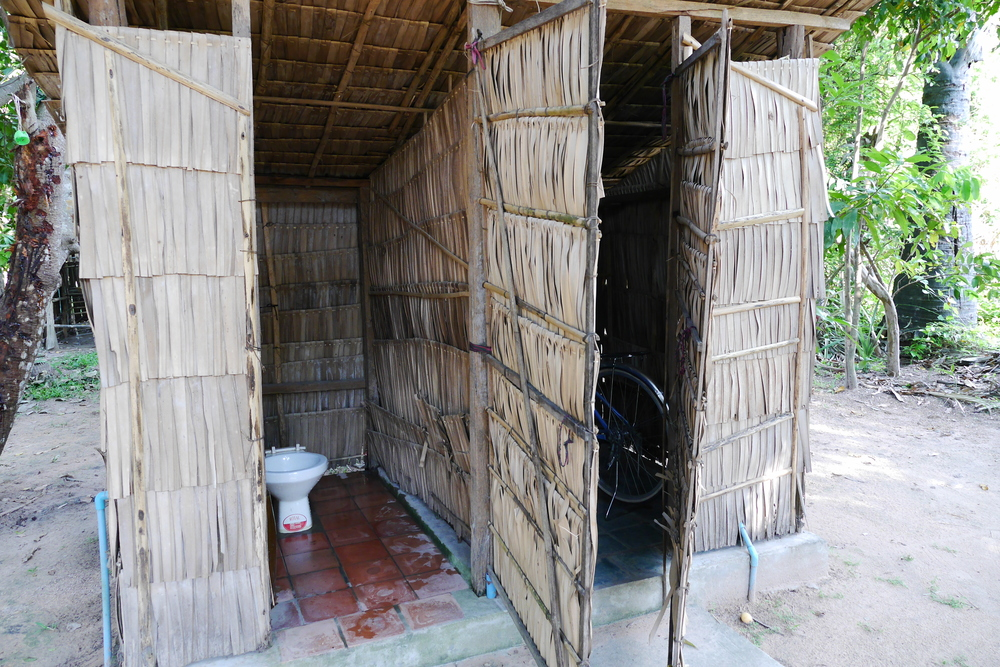 WASH Latrines     Siem Reap Province, Cambodia
