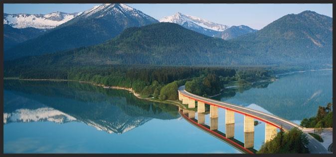 SYLVENSTEINSEE  http://cdmsmith.com/en-US/Insights/Features/Retrofitting-the-Sylvenstein-Dam.aspx