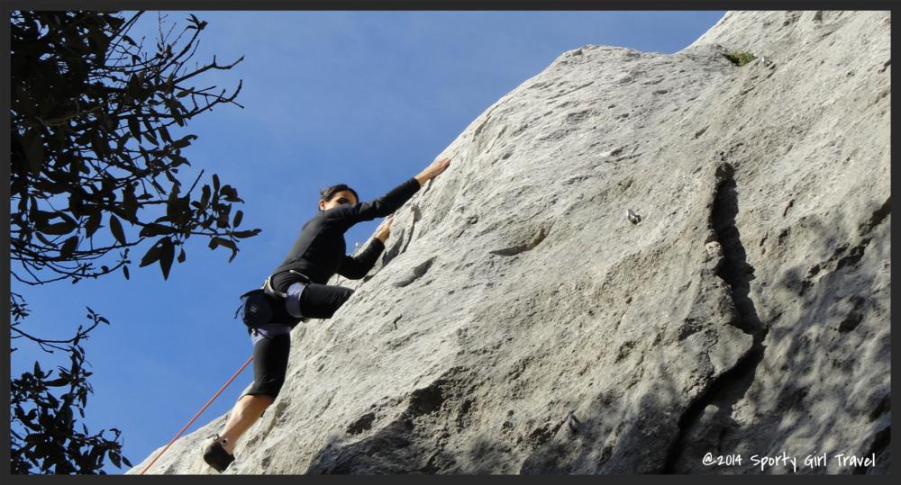 climb garda