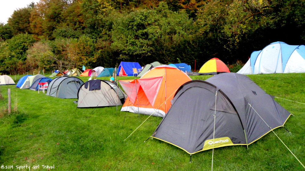 Camping at Gasthof Eichler